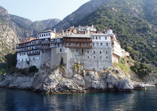Halkidiki Muntele Athos (Muntele Sfînt)